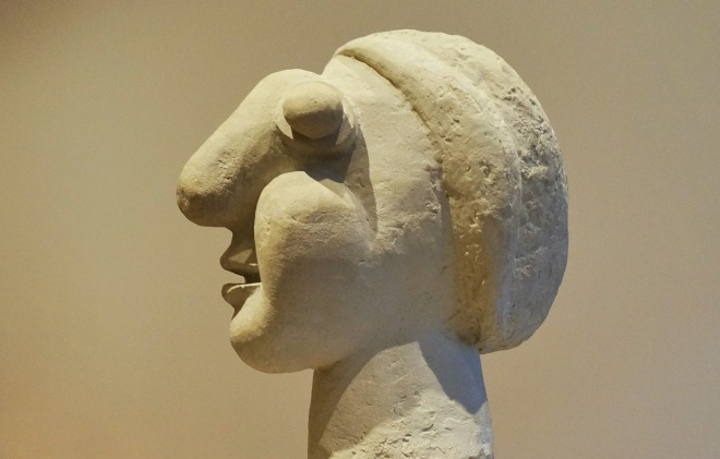 """Pablo Picasso, """"Głowa kobiety"""", 1931"""