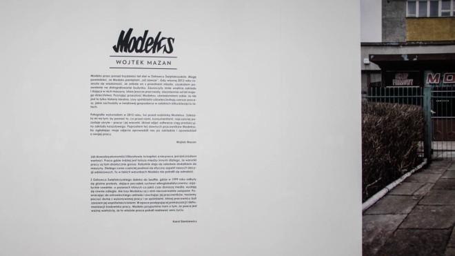 modeks - wystawa
