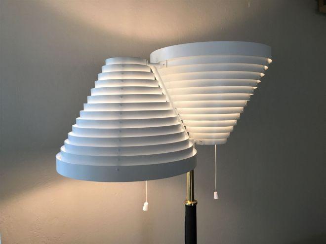 z lampa podwojna