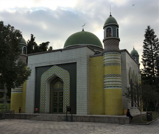 meczet shenzhen