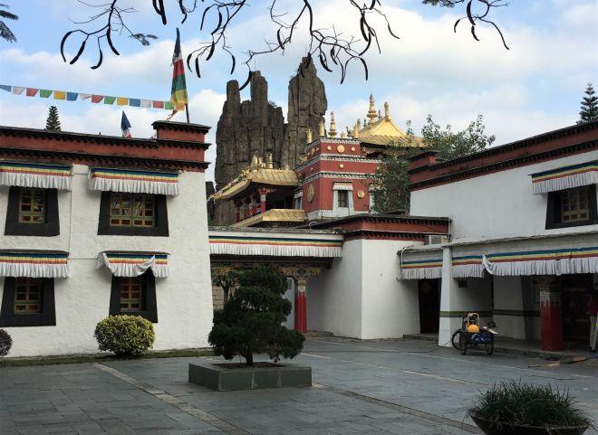 tybet w shenzhen