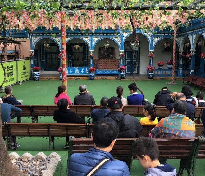 ujgurski dom shenzhen